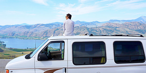 The Van Life: Minimalism to the Extreme...but nothing this couple can't handle!