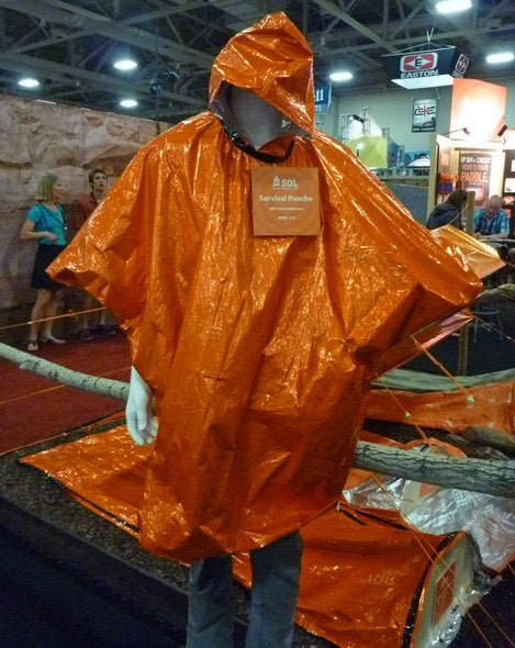 Adventure Medical Kits Survival Poncho