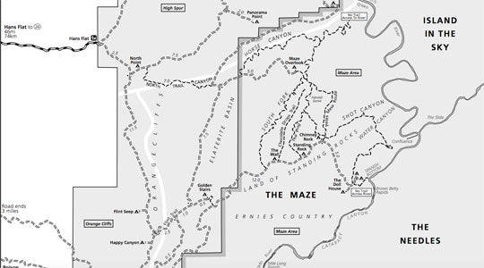 The Maze Map