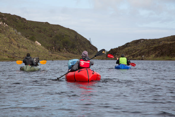 packrafting loch