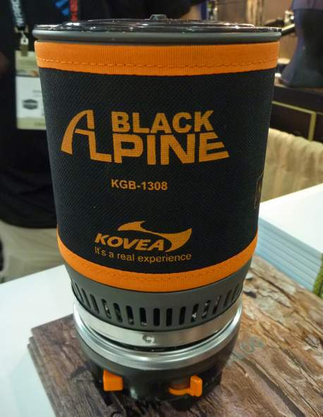 Kovea Alpine EZ Eco Integrated Canister Fuel Stove