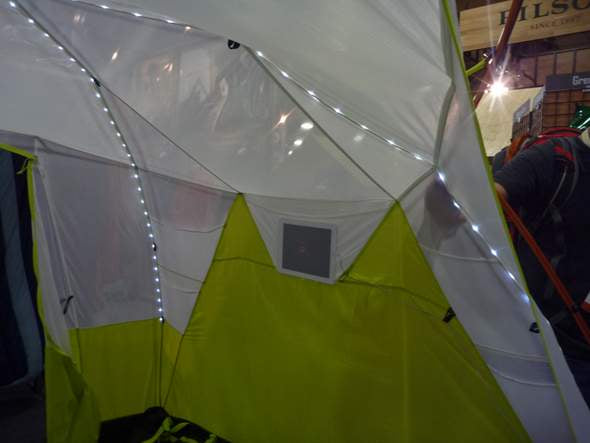 Big Agnes Mountain Glo Tent Lighting