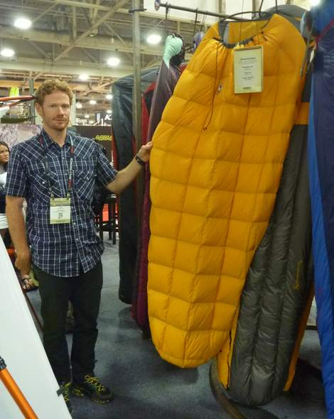 Big Agnes Pitchpine Sleeping Bag