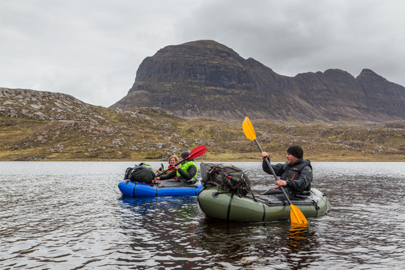 packrafting scotland