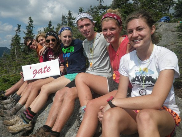 Colgate Outdoor Education Backpacking Trip