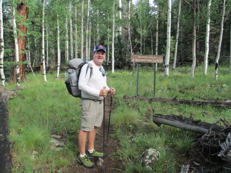 Trail Ambassador Dave Brunstein