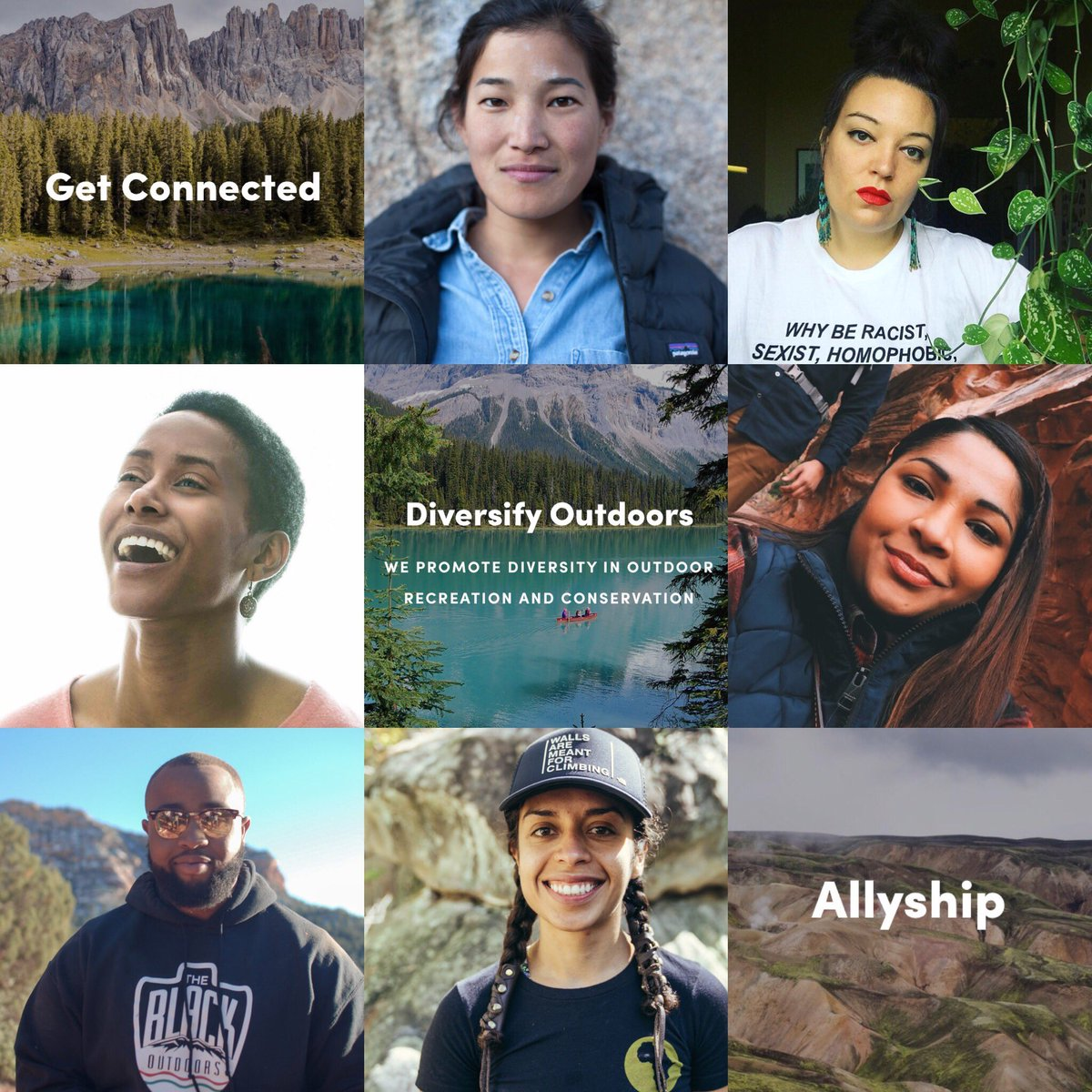 Diversify Outdoors Coalition Photo
