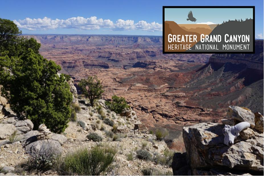 The Greater Grand Canyon Heritage National Monument would expand protection of the watershed that feeds the Grand Canyon and Colorado River - Photo by Sirena Dufault