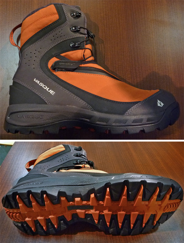 Vasque Arrowhead Ultradry Boot