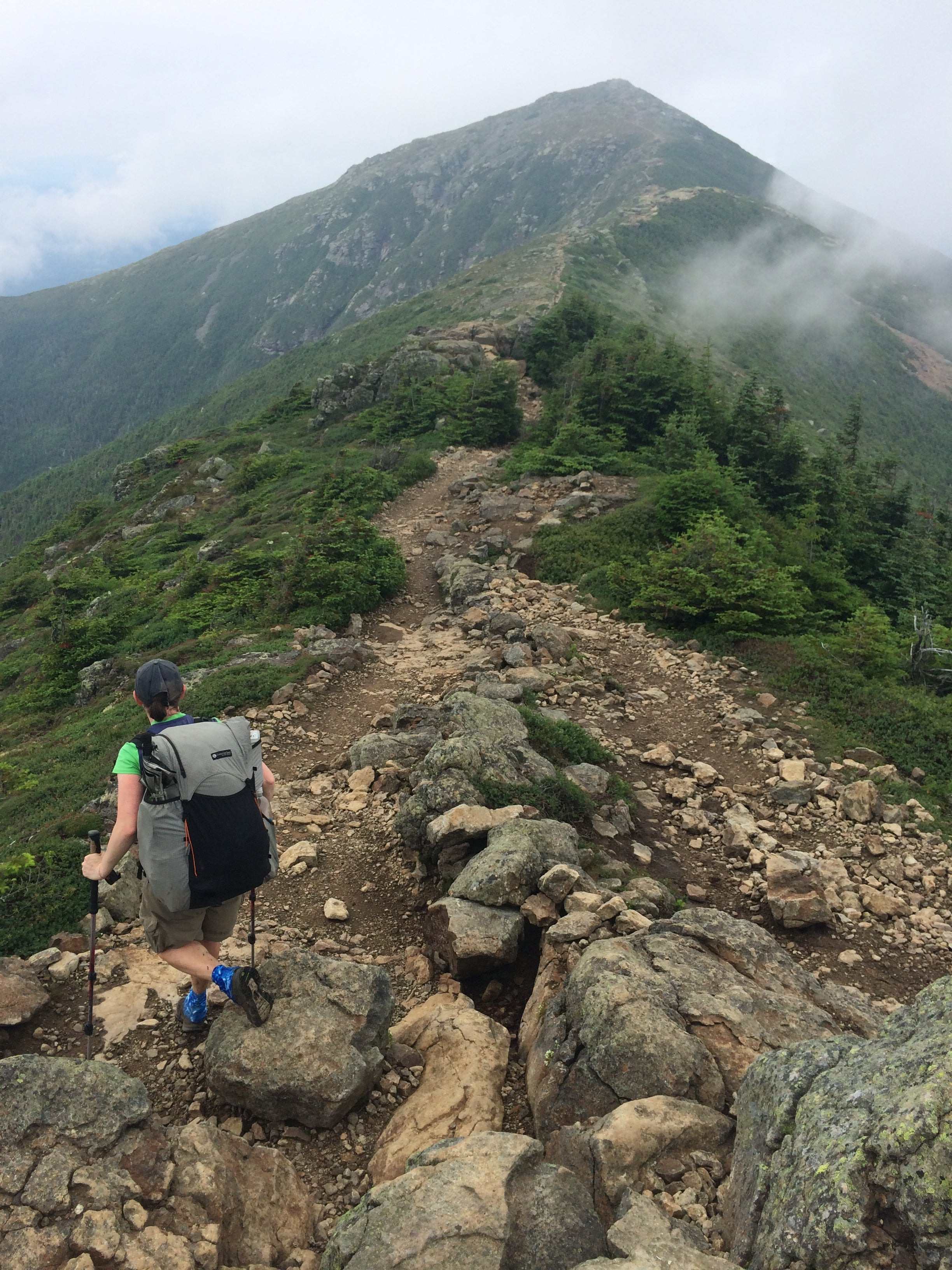 best Appalachian trail section hiking