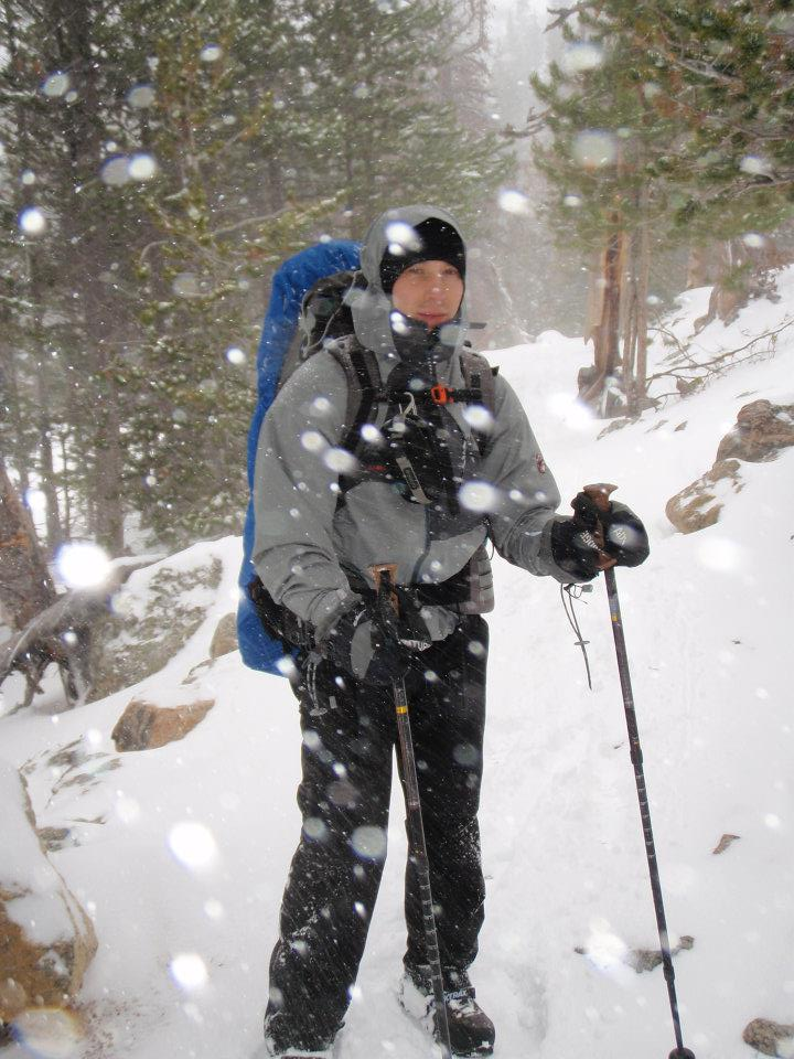 gossamer gear winter