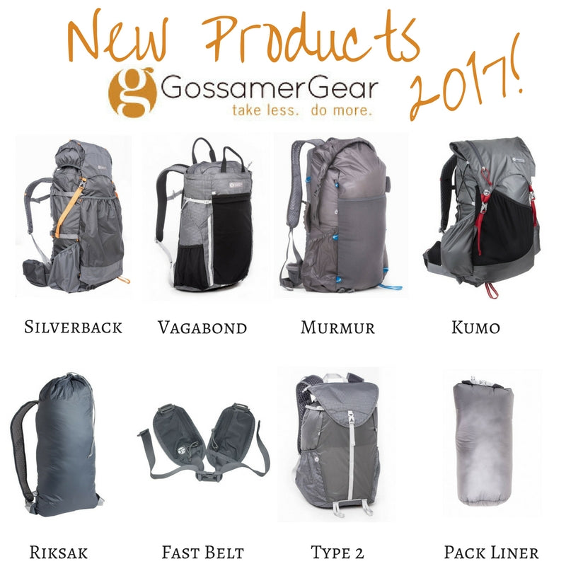 New 2017 Products!
