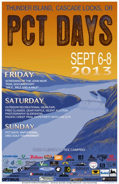 PCT Trail Days 2013