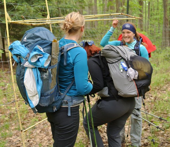 Backpacking Women Trips