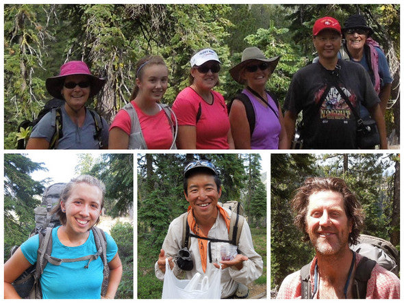 NCOA-Trail-Angels-hikers-Cookie-Heesoo-and-Quirk
