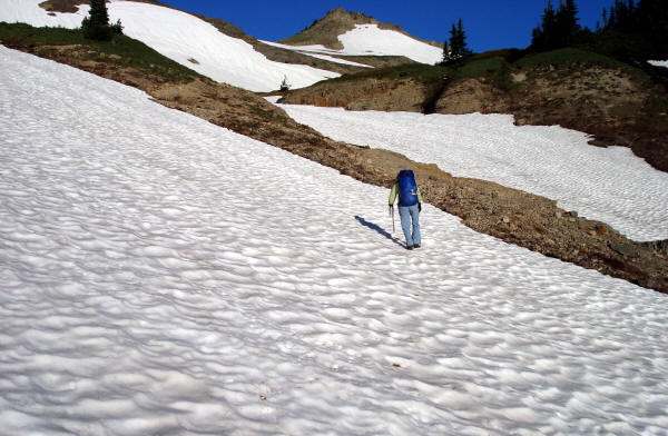 best pacific crest trail section hiking