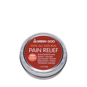 Pain Relief with Arnica for Massage