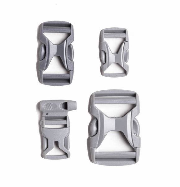 Pack Adjustable Replacement Buckles
