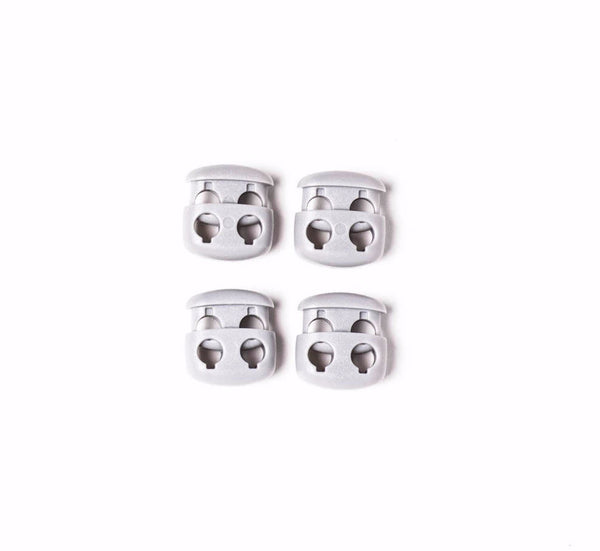 2 Hole Cord Locks (4 pack)