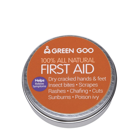 Sierra Sage Green Goo First Aid & Outdoor Salve