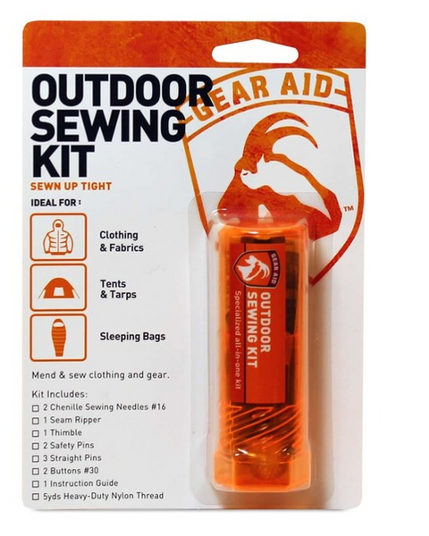 Mini Outdoor Sewing Kit