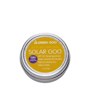 Solar Goo 30 SPF Sunblock Travel Tin