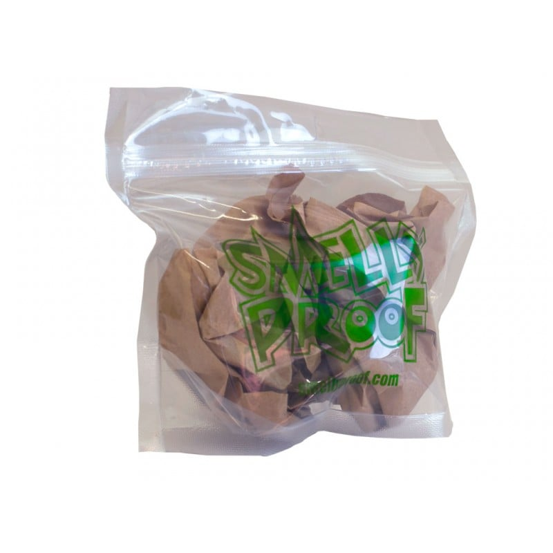 Smelly Proof Stand Up Storage Bags ...