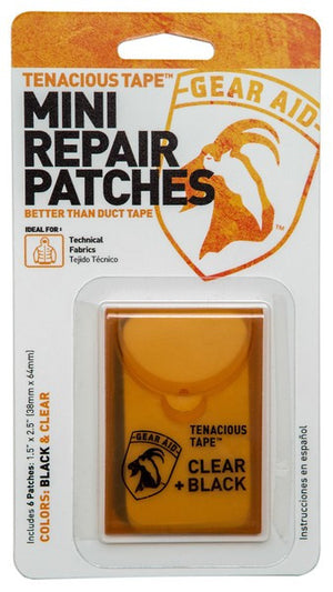 Mini Gear Repair Patches