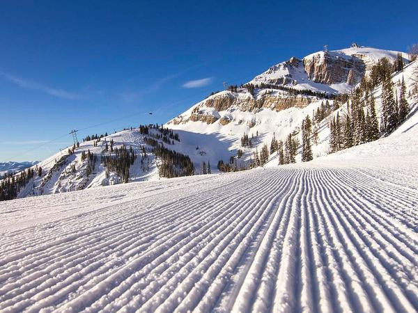 Conde Nast Traveler Highlights Jackson Hole Mountain Resort 50th Anniversary: Recommends MADE & Mountain Dandy