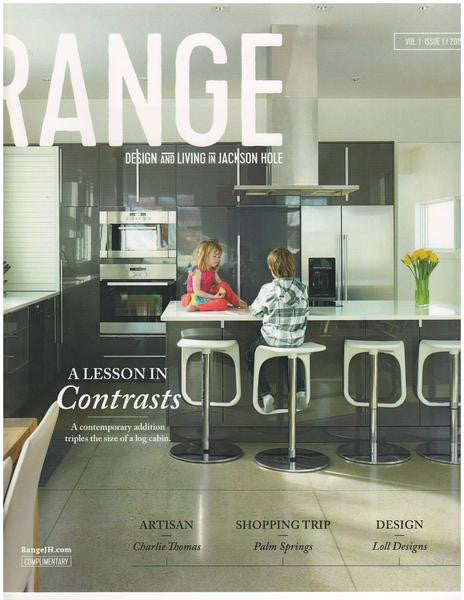RANGE Magazine Features Pendleton Bucks @ Mountain Dandy