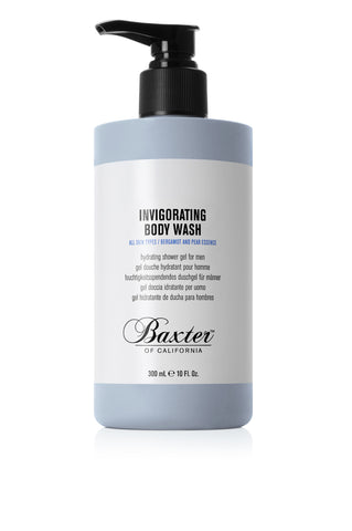 Baxter Invigorating Body Wash