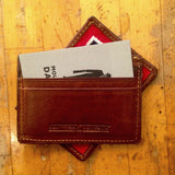 Wyoming Flag Card Holder