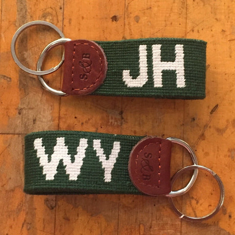 JH WY Custom Key Fob