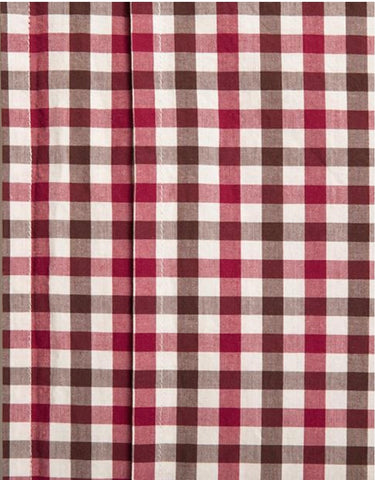 Cimino Sheet Set - Chili Gingham