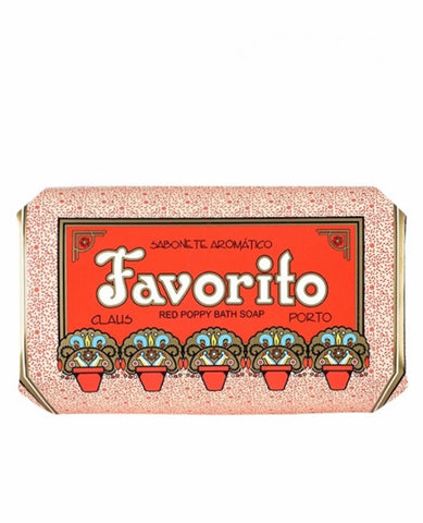 Claus Porto Bar Soap - Favorito