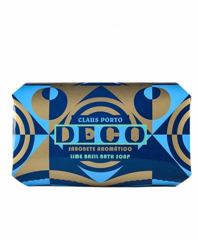 Claus Porto Bar Soap - Deco