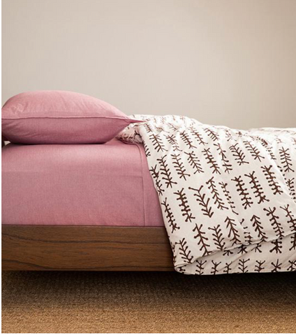 Cimino Heather Duvet Cover - Nomad