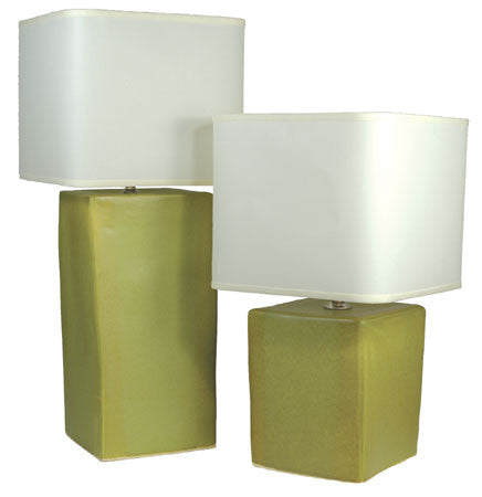 Square Ceramic Lamps