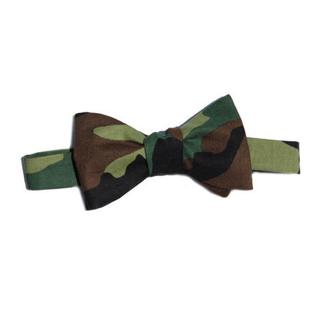 Handsewn Bow Tie