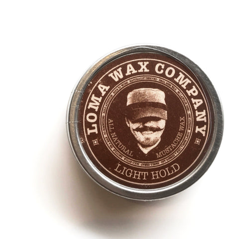 Light Hold Mustache Wax