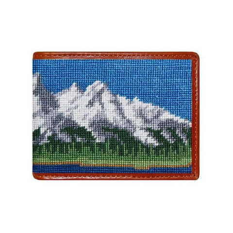 Teton Needlepoint Wallet