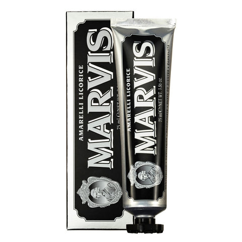 Marvis Toothpaste - Amarelli Licorice