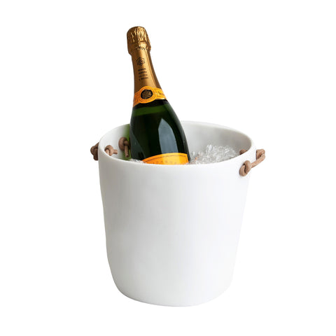 Hand Cast Resin Champagne Bucket
