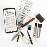 Pocket Knife Scrimshaw Kit