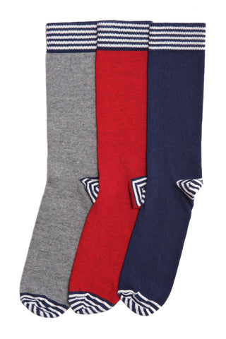 Accent Stripes Socks