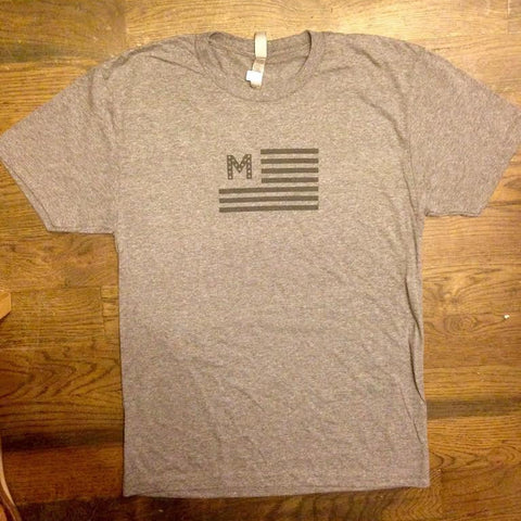 "Mountain Dandy ""In America"" Tee"