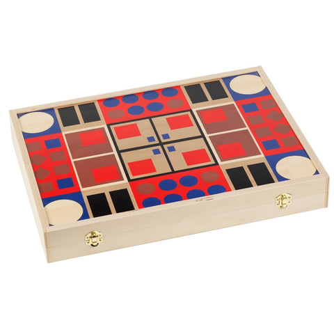 Tabletop Backgammon Set