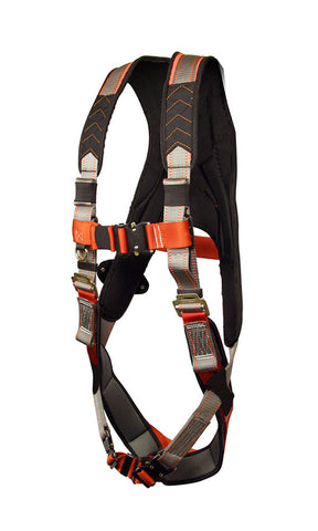 Madaco  Full Body Industrial Safety Harness Size M-XXL ANSI OSHA H-TB205AP-MAX