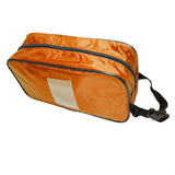 Orange Nylon Bag