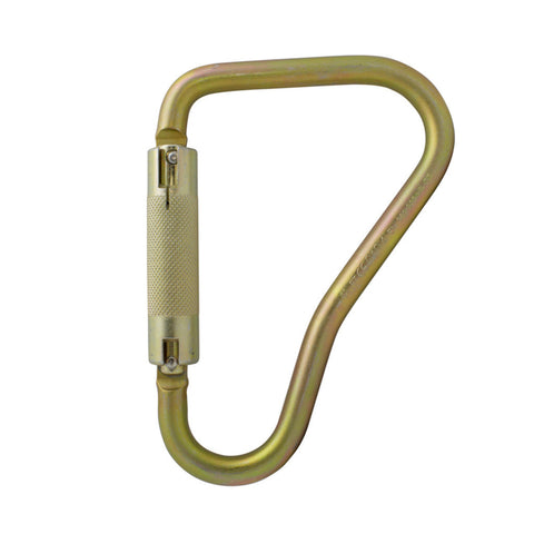 Ladder-Hook Auto-Lock Carabiner (M8-8312G)
